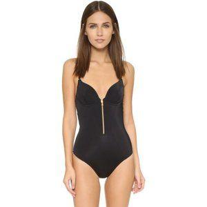 L'Agent - Agent Provocateur Black Allegra Swimsuit